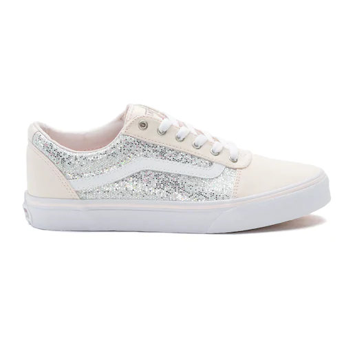 Vans Ward Low Girls\u0027 Skate Shoes