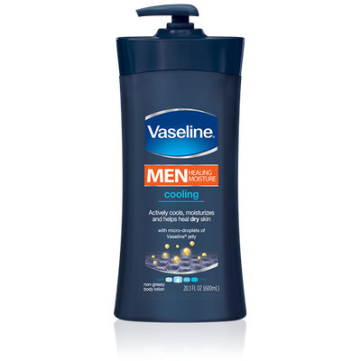 Vaseline® Men Healing Moisture Cooling Lotion
