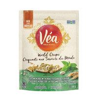 Véa Snacks Tuscan Herbs & Roasted Garlic World Crisps