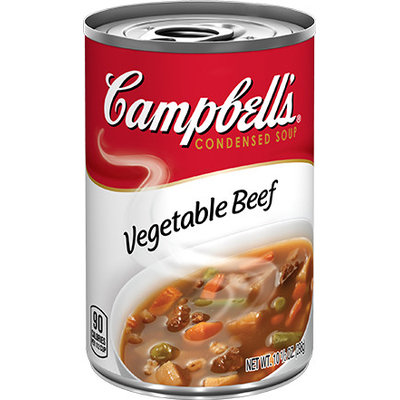 Campbell's® Vegetable Beef Condensed Soup