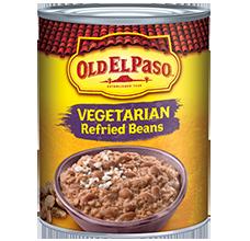 Old El Paso® Vegetarian Refried Beans