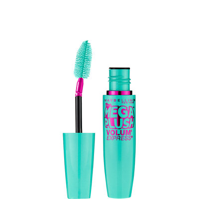 Maybelline Volum' Express® The Mega Plush® Washable Mascara