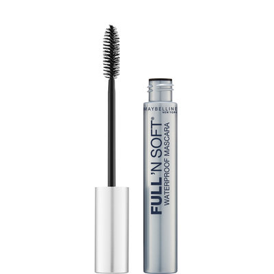 Maybelline Full 'N Soft® Waterproof Mascara