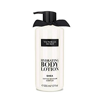 Victoria's Secret Hydrating Body Lotion Shea Cotton Moisture Complex