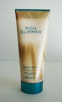 Victoria's Secret Rich Glimmer With Gold Dust Luminous Body Cream