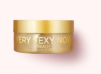 Victoria's Secret Very Sexy Now Beach Body Scrub With Sea Sand