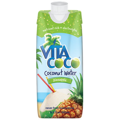 Vita Coco Pineapple Coconut Water