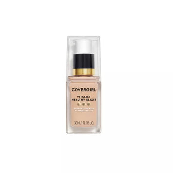 COVERGIRL Healthy Elixir Liquid Foundation