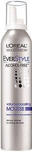 L'Oréal Paris EverStyle Alcohol-Free™ Volume Boosting Mousse