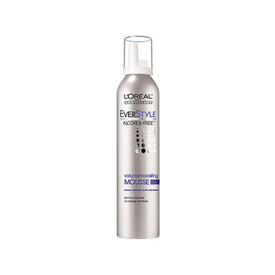 L'Oréal Paris EverStyle Alcohol-Free™ Volume Boosting Mousse