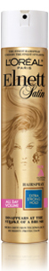 L'Oréal Paris Elnett Satin Hairspray Extra Strong Hold Volume
