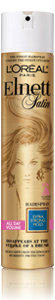 L'Oréal Paris Elnett Satin Hairspray Extra Strong Hold Volume