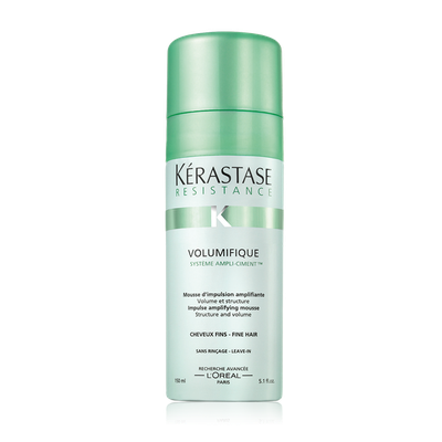 Kerastase Age Premium Mousse Substantive Volumizes Fine, Mature Hair