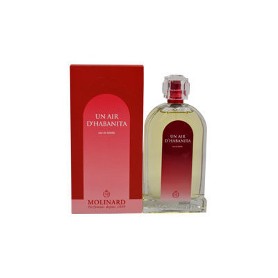 Molinard 'Un Air D'Habanita' Women's 3.3-ounce Eau de Toilette Spray