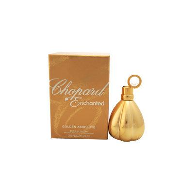 Chopard Enchanted Golden Absolute Elixir De Parfum Spray 75ml/2.5oz