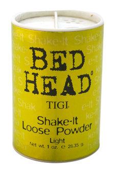 TIGI W-C-2338 Bed Head Shake It Loose Powder Light - 1 oz - Powder