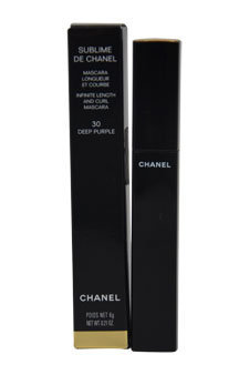 Sublime De Chanel Mascara – # 30 Deep Purple 6g/0.21oz