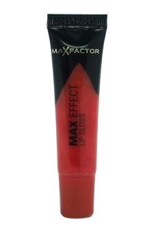 Max Factor Max Effect 12 Sweet Red Lip Gloss