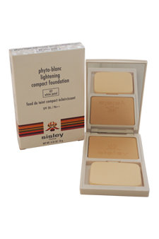 Sisley Phyto-Blanc Lightening Compact Foundation, White Petal