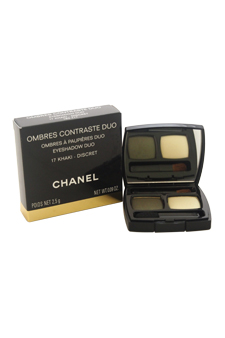 Chanel Ombres Contraste Duo Eyeshadow Duo 17 Khaki - Discret