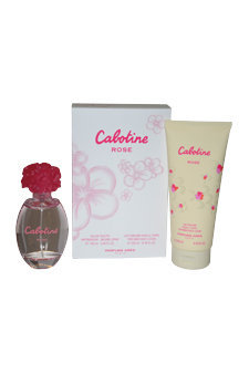 Parfums Gres Gift Set Cabotine Rose By Parfums Gres