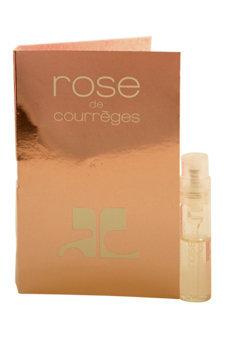 Courreges Rose de Courreges Women's 1.5 ml Eau de Parfum Splash Vial (Mini)