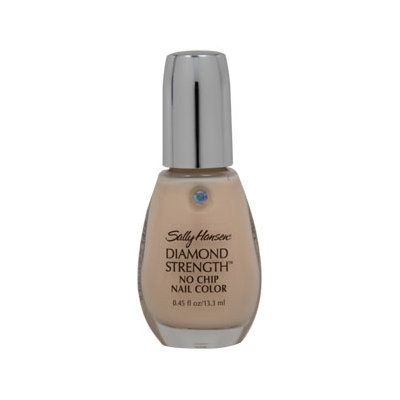 Sally Hansen Diamond Strength No Chip Nail Color, Baguette Beige, 0.45 oz