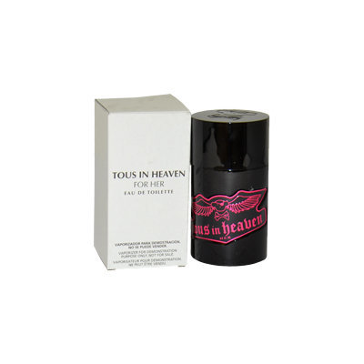 Tous In Heaven 3.4 oz EDT Spray TESTER for Her by Tous