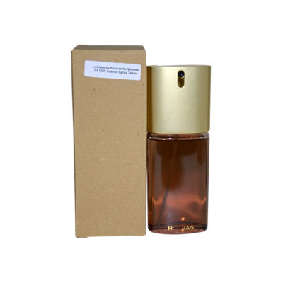 Lumiere by Rochas for Women - 2.6 oz EDP Intense Spray (Tester)
