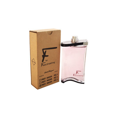 F For Fascinating Night by Salvatore Ferragamo for Women - 3 oz EDP Spray (Tester)