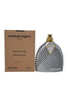 Diva by Ungaro Eau De Parfum Spray 3.3 Oz *tester for Women