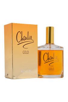 Charlie Gold by Revlon for Women - 3.4 oz EDT Spray (Tester)