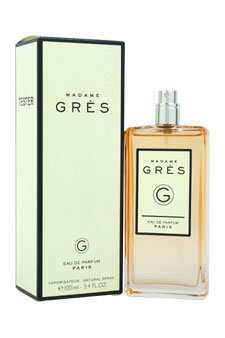 Parfums Gres Madame Gres Women's 3.4-ounce Eau de Parfum Spray (Tester)