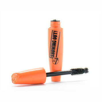 W7 Showing Out! Display Your Lashes Blackest Black Mascara