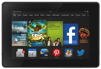 Kindle Fire HD 16GB 7