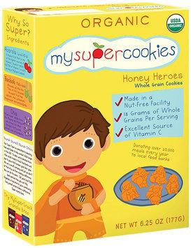 MySuperSnacks MySuperCookies Cookies - Honey Heroes
