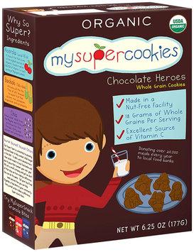 MySuperSnacks MySuperCookies Cookies - Chocolate Heroes