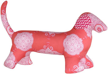 Masala Baby Buddy Dog Kolam Coral - 1 ct.