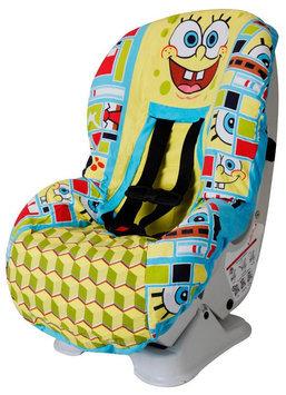 Sponge Bob Nickelodeon SpongeBob SquarePants Infant Car Seat Cover Multi