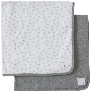 Burt's Bees Baby 2 Pack Honeybee Blanket Patch(Baby)-Heather - 1 ct.