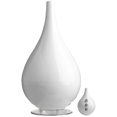 Objecto H4 Hybrid Humidifier with Aroma Therapy, White