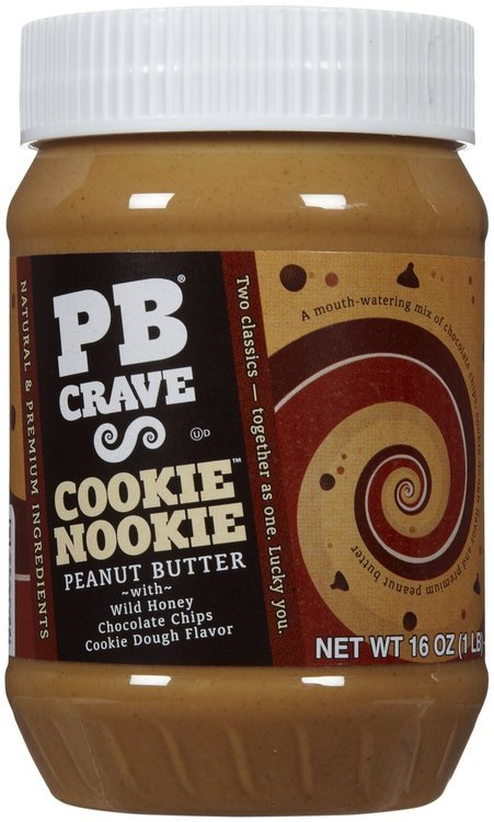 PB Crave Cookie Nookie Peanut Butter