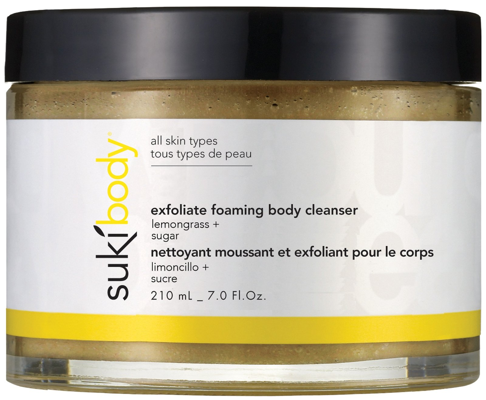 Suki Skincare - Body Exfoliate Foaming Body Cleanser - 7 oz.