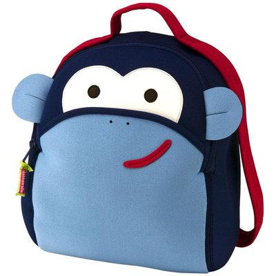 Dabbawalla Bags Monkey Too Backpack, Navy/blue