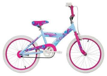 Kent Lucky Star Girls Bike, Blue/Pink - 20