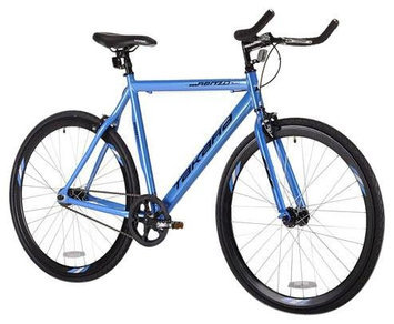 Takara Renzo Fixie Bike, Blue - 56cm Frame