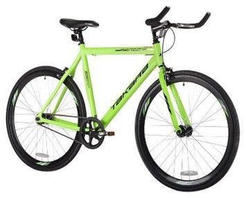 Takara Renzo Fixie Bike, Green - 56cm Frame