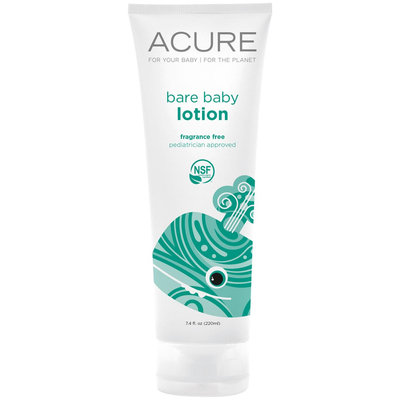 ACURE - Bare Baby Lotion Fragrance Free - 7.5 oz.