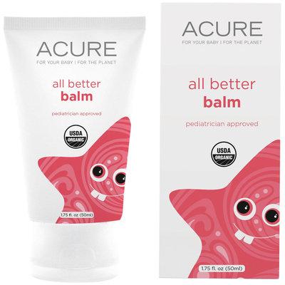 All Better Balm Acure Organics 1.75 oz Cream
