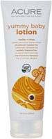 Yummy Baby Lotion Acure Organics 7.5 oz Lotion